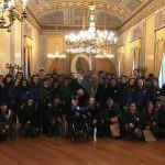 #Palermo. Studenti di Sortino in visita alla Commissione Antimafia