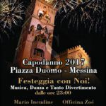 #Messina. Capodanno domani dalle ore 23 a Piazza Duomo
