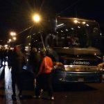 #Messina. In fiamme il pullman della Reggina di ritorno dal derby col Messina