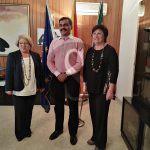 #Palermo. Aeroporto del Mela, incontro con l'assessore Lo Bello