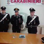 #Barcellona. Nascondeva un fucile nell'auto, i Carabinieri arrestano pescatore