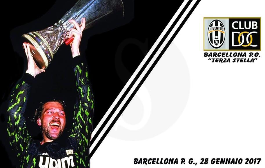 #Barcellona. Stefano Tacconi a cena sabato sera con il Club Doc Juventus