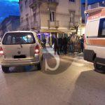 #Barcellona. Incidente in via Roma, ferita una donna