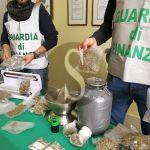 #Catania. Marijuana nel Suv, pusher arrestato dalla Guardia di Finanza