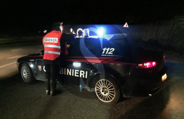 Cronaca. Pugno duro nella notte da parte dei Carabinieri a Barcellona, sequestri e denunce