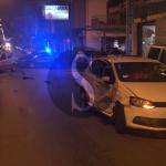 #Barcellona. Incidente in via Kennedy, quattro le vetture coinvolte