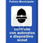 #Messina. Polizia municipale: i controlli con autovelox e scout