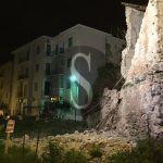 #Barcellona. Crolla una casa disabitata nella centralissima via Garibaldi