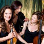 #Messina. Filarmonica Laudamo: il trio EsTrio al Palacultura