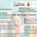 #Messina. SPRAR e dintorni: sabato 14 incontro al Palacultura