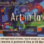 #Catania. Art in law, mostra personale di Simone Caliò allo studio GED