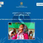 #Palermo. L'UNHCR presenta un progetto sui bambini rifugiati