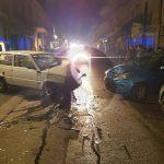 #Spadafora. Violento scontro tra auto, tre feriti