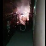 #Barcellona. Cabina Enel esplode in via Immacolata