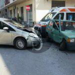 #Barcellona. Violento incidente in via Milite Ignoto, donna in codice rosso in ospedale