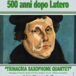 #Messina. Concerto gratuito del Trinacria Saxophone Quartet alla Chiesa Valdese