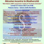 #Messina. Messina incontra la biodiversità: appuntamento a Palazzo Zanca