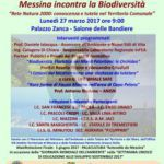 #Messina. Messina Incontra la Biodiversità: lunedì 27 a Palazzo Zanca