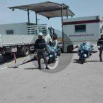 #Barcellona. Un centro mobile di revisione della Polstrada fa strage di mezzi non in regola