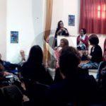 """#Barcellona. Un successo l'incontro con Catena Fiorello e il suo romanzo """"Picciridda"""""""