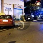 #Barcellona. Violento tamponamento nella notte in via Kennedy, due ragazze ferite