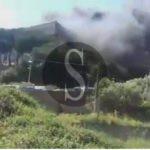 #Messina. Colossale incendio alla discarica di Pace, a rischio la salute dei residenti
