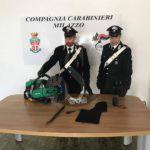 #Milazzo. Furto in una stazione di servizio, arrestato pregiudicato. I Carabinieri danno la caccia al complice