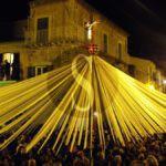 """#Pietraperzia. Venerdì """"Lu Signuri di li fasci"""", una delle commemorazioni più suggestive della Pasqua in Sicilia"""