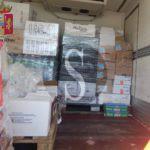 #Cronaca. Sequestrati prodotti per bambini, formaggi e yogurt destinati a Barcellona Pozzo di Gotto