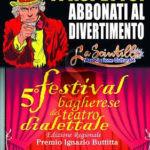 #Bagheria. Festival Bagherese del Teatro Dialettale, parte la 5ª edizione