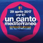 #Barcellona. Teatro Mandanici, in scena Un canto Mediterraneo
