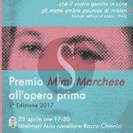 #Misilmeri. Al via la prima edizione del Premio letterario Mimì Marchese
