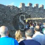 #Savoca. 500 visitatori per la giornata di apertura del Castello Pentefur