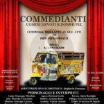 #Messina. Teatro Annibale, il 5 maggio va in scena Commedianti