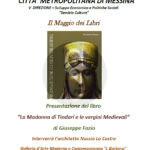 #Messina. Presentazione de La Madonna del Tindari e le Vergini Nere Medievali