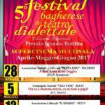 #Bagheria. Il Festival Bagherese del Teatro Dialettale parte con la Quinta