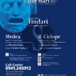 #Palermo. Presentazione del festival Teatro dei Due Mari di Tindari