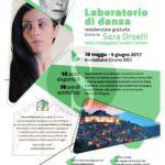 #Montalbano Elicona. Dal 28 maggio laboratorio di danza Tracce di Memoria
