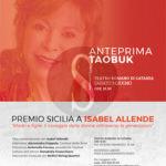 #Catania. Incontro con Isabel Allende al Teatro Romano