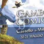 #Milazzo. Game of Comics, il primo festival del fumetto