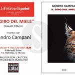 #Messina. Alla Feltrinelli presentazione del libro Il Giro del Miele