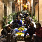 #Chiaramonte Gulfi. Valorizzi-Amo la città, infiorata all'Arco dell'Annunziata