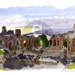 #Taormina. Promozione dei luoghi del G7