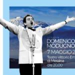 #Messina. Omaggio a Domenico Modugno al Teatro Vittorio Emanuele