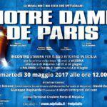 #Messina. Presentazione alla stampa di Notre Dame de Paris