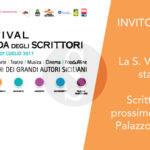#Palermo. Presentazione del festival Strada degli Scrittori