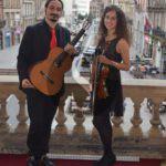 Musica. Ten Strings Duo: dai manieri scozzesi al Castello Leucatia