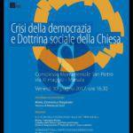 """#Cultura. A Marsala il dibattito su """"Crisi della democrazia e dottrina sociale della Chiesa"""""""