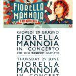 #Sicilia Outlet Village. Fiorella Mannoia in concerto sotto le stelle