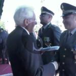 #Cronaca. Guardia di Finanza, il presidente Mattarella premia un messinese e un barcellonese